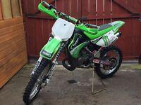 Kawasaki kx 85 not cr rm yz ktm