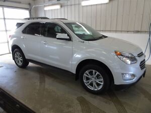 2016 Chevrolet Equinox 1LT AWD, Power Liftagte, Heated Seats