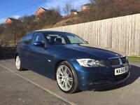 BMW 318D SE M SPORT ALLOYS **FULL SERVICE HISTORY**not 320 325 118 120 520 a3 insignia