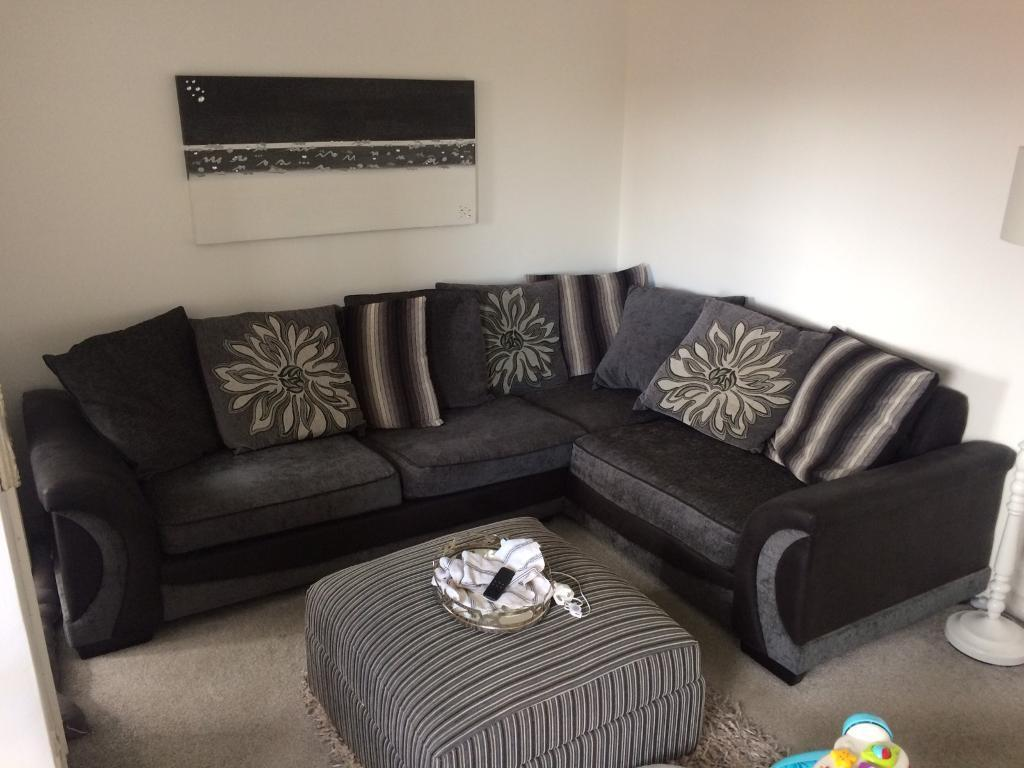 Scs Martinez Corner Sofa In Easterhouse Glasgow Gumtree