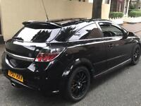 Vauxhall astra vxr stage 2