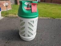 BBQ BP patio gas bottle 10kg (empty)