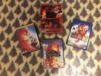 Lion king trilogy boxed set