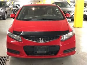 2013 Honda Civic Coupe LX 5AT - ACCIDENT-FREE, 1 OWNER