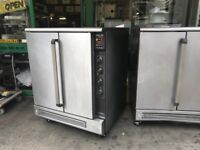 GAS CONVECTION FAN OVEN CATERING COMMERCIAL KITCHEN EQUIPMENT BAKERY FAST FOOD RESTAURANT SHOP