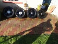 Wheels for VW Fox 2011 for sale