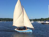 Tela 16ft sailing boat (with trailer, outboard and cover)
