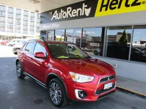 Mitsubishi ASX - Red Automatic Wagon Hobart CBD Hobart City Preview