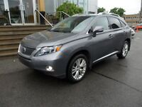 2012 Lexus RX 450H TOURING PACK