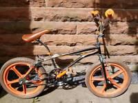 80s old school BMX chrome Townsend,Dia Compe MX1000 tech 3, Skyway, Torker-style
