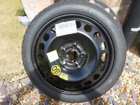 vauxhall 16 inch emergency wheel