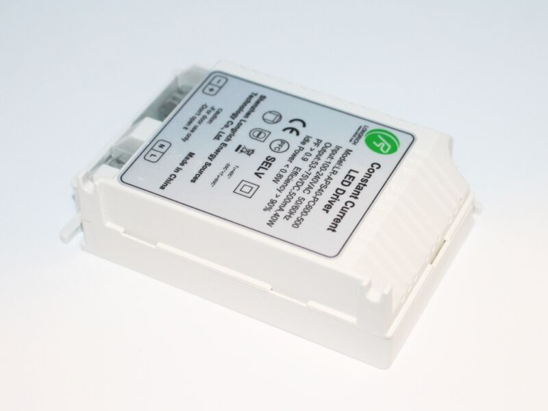 40W 700mA Constant Current LED Driver Power Supply Constant Current 43-56V 0.7A