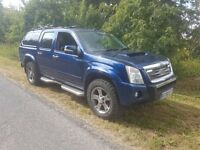 Isuzu Rodeo Denver 3.0 TDI 4x4 Pickup D-Max