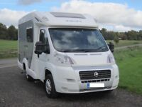 Motorhome For Hire In Hampshire - Available For Holidays & City Breaks