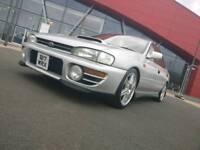 1994 Wrx Jap Import Impreza