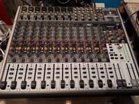 Behringer XENYX X2222USB Mixing Desk