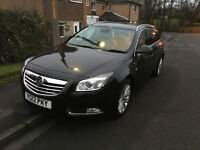 2012 VAUXHALL INSIGNIA ELITE NAV CDTI ESTATE TOP OF RANGE WE ACCEPT PX AND SWAP