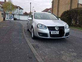 VW GOLF 2.0 GT TDI****FULL SERVICE HISTORY***GOOD CONDITION