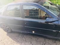 VAUXHALL VECTRA 51 PLATE. spares or repairs