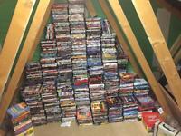 Joblot of dvds
