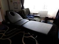 Portal Massage Table