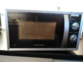 Microwave nearly new.