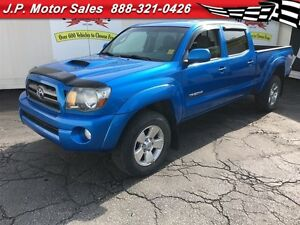 2010 Toyota Tacoma TRD SPORT, Crew Cab, 4x4, Only 94,000km