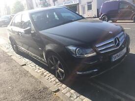 Mercedes Benz c class C220 AMG
