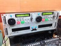 Kam KCD MP3 100 CD Decks