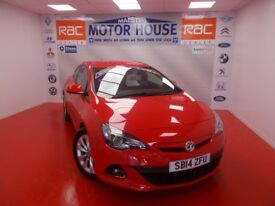Vauxhall Astra GTC LIMITED EDITION S/S (FREE MOT'S AS LONG AS YOU OWN THE CAR!!! (red) 2014