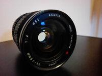 Film Camera Lenses & Extras