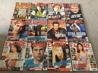Empire Magazines from 99-00