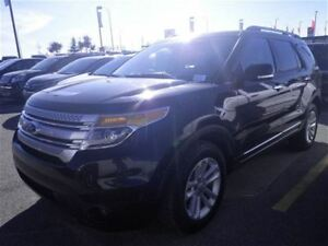 2015 Ford Explorer XLT 4x4 Leather
