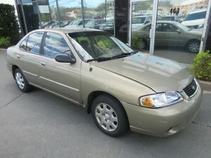 2001 Nissan Sentra AMAZING ONLY 75K! AUTOMATIC