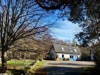 Self Catering Long Stay Accommodation near Culloden, INVERNESS. Set in lovely quiet surroundings.