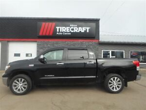 2011 Toyota Tundra CREWMAX LIMITED 5.7L AS TRADED