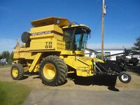 One Owner 1998 New Holland TR98 1397 sep.hours $50000.00