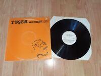 Tyger annual 1981 vinyl LP nick webb , matt