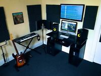 MUSIC PRODUCER / RECORDING / MASTERING / SOUND PRODUCTION TUITION