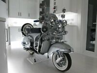 1965 VESPA 150 SUPER SPRINT IMMACULATE FULLY RESTORED Part exchange available / All cards accepted