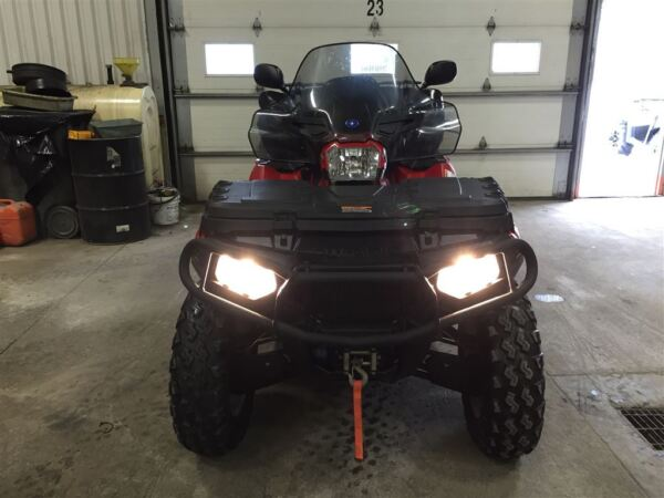Used 2012 Polaris SPORTSMAN 850 2 UP