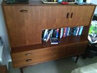 G Plan Teak drinks cabinet/storage unit
