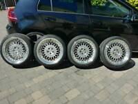 "Ispiri CSR3 Euro Look 18"" Wheels & Uniroyal Tyres"
