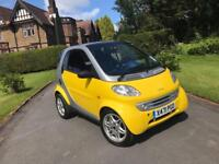SMART PASSION (LHD) AUTOMATIC ** 1 OWNER ** 17000 MILES