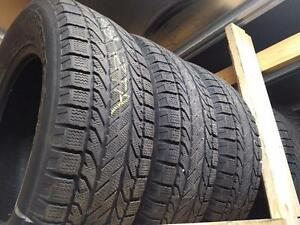 215/70R/16 - BFG WINTER SLALOM KSI WINTER SNOW TIRES 215/70R16 ** FULL SET OF 4 **