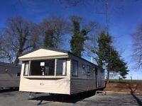 Willerby Rio 2 bed 35 x 12 Large Spacious Caravan Middlemuir Heights FREE DECKING