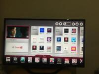 """47"""" LG LED SMART TV (47LN570V) HD/WiFi Ready Edge LED Smart TV 100Hz,FreeviewHD,USB CAN DELIVER"""