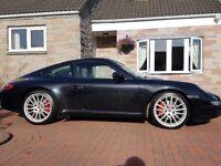 Porsche 911 carrera 3.8s 997