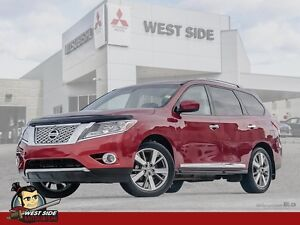 2014 Nissan Pathfinder Platinum-Only-$108/Week-Zero Down!!