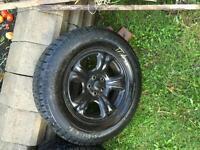 COOPER 215/70R16 EXCELLENT CONDITION winter tires